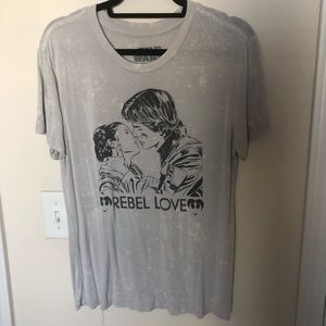 Luke and Leia Tee